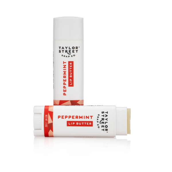Peppermint Luxury Lip Butter