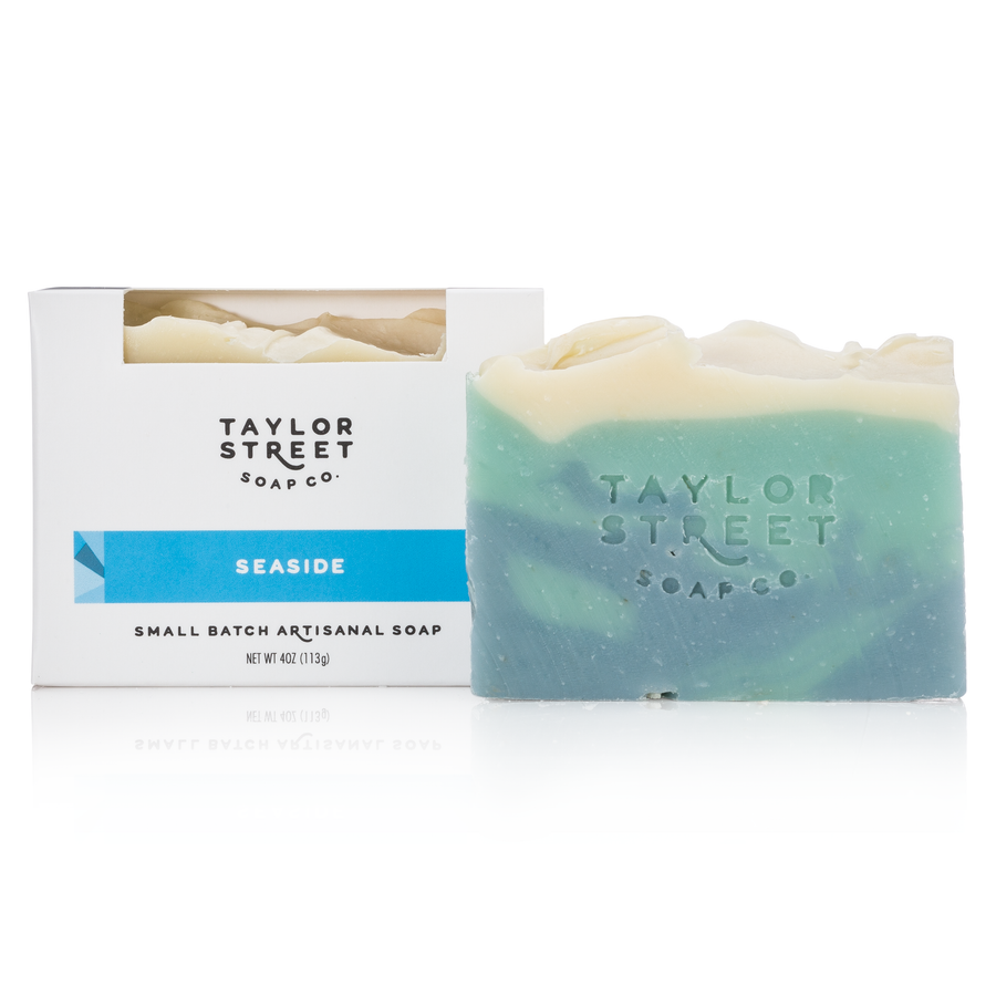seaside ocean bar soap