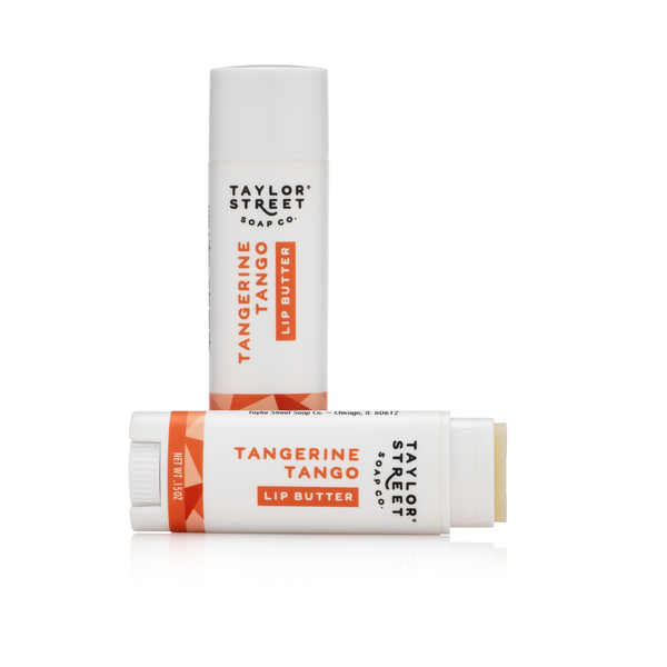 Tangerine Tango Luxury Lip Butter