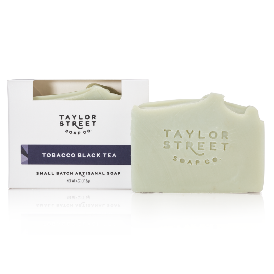 Tobacco Black Tea Soap Bar
