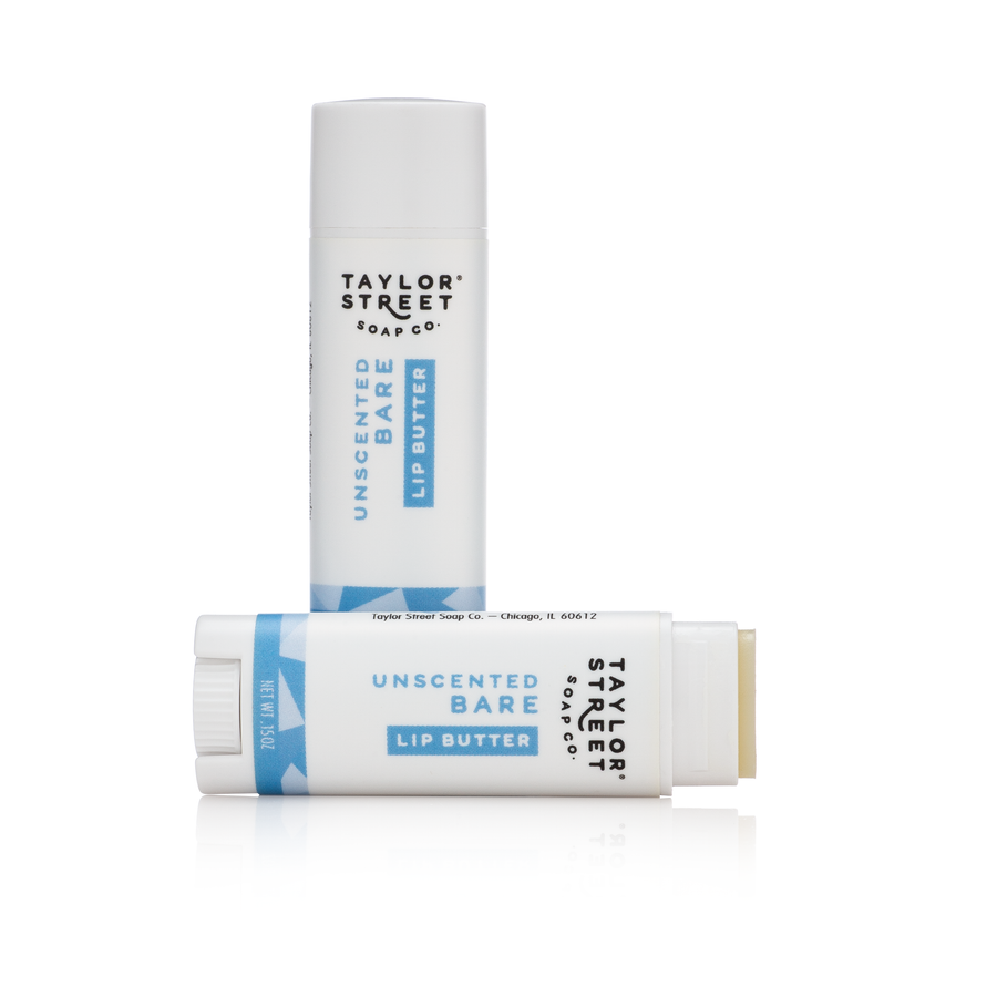 unscented bare lip balm lip butter