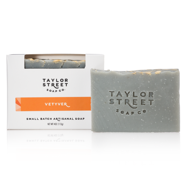 Vetyver Soap Bar
