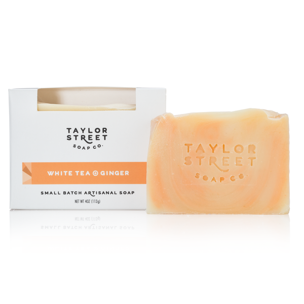 White Tea & Ginger Soap Bar