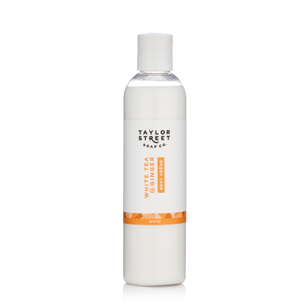 White Tea & Ginger Body Crème Lotion