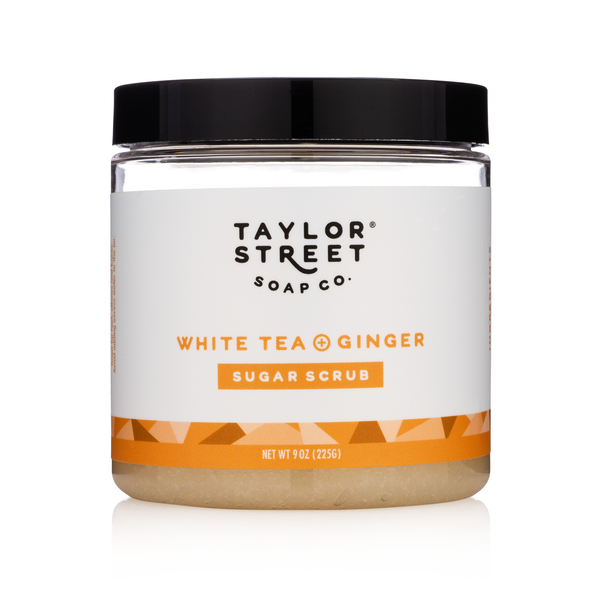 White Tea & Ginger Emulsified Sugar Scrub