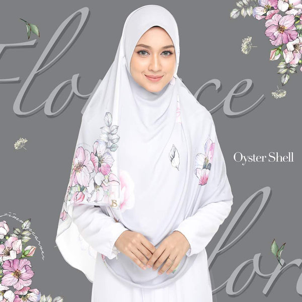 Florence Instant Shawl