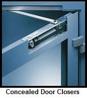 Concealed Closers