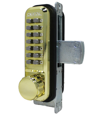 LockeyUSA 2900 Double Combination Narrow Stile Deadbolt Lock