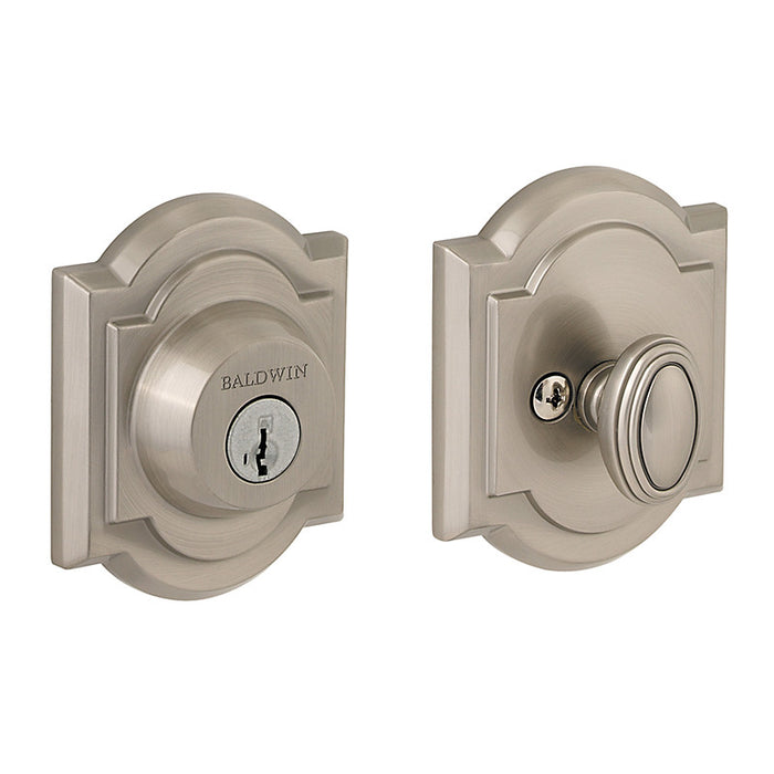 Baldwin Prestige 380ARB Arch Single Cylinder Deadbolt w/ Smart Key