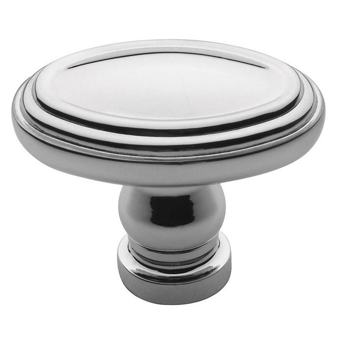 Baldwin 4915 Decorative Oval Knob - Barzellock.com