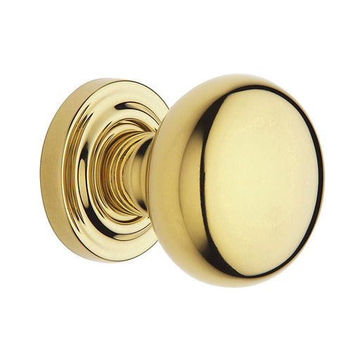 Baldwin 5000 Pair 5000 Knob Less Rose - Barzellock.com