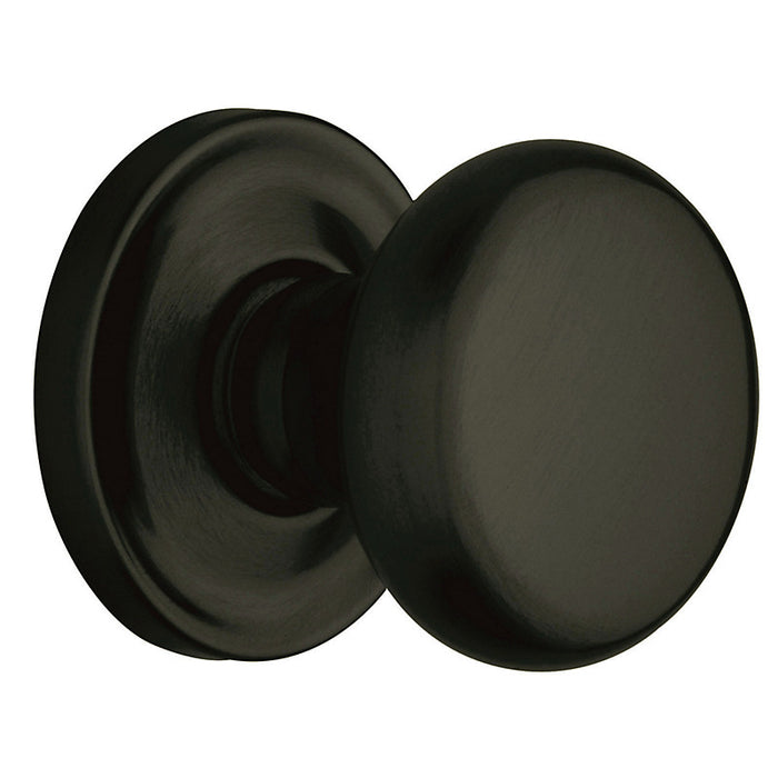 Baldwin 5015 Single 5015 Knob Less Rose