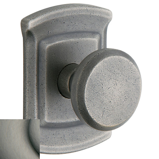 Baldwin 5023 Pair 5023 Knob Less Rose