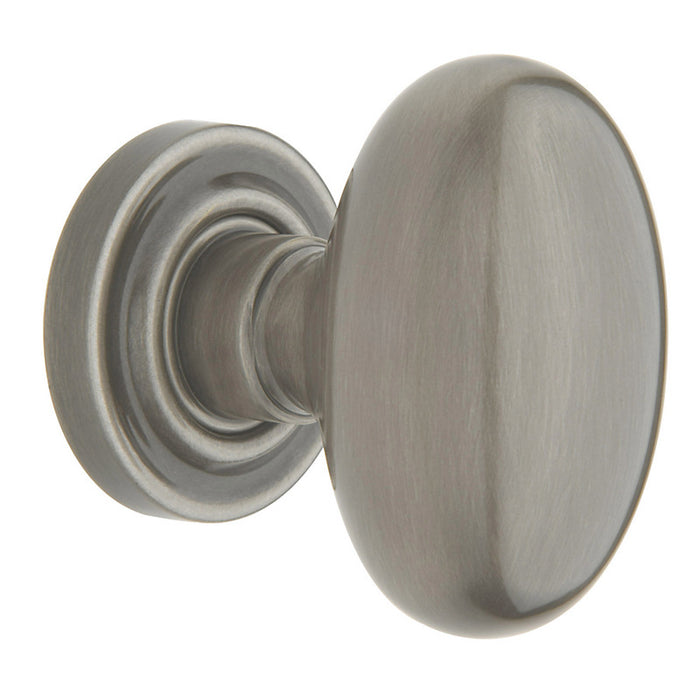 Baldwin 5025 Single 5025 Knob Less Rose - Barzellock.com