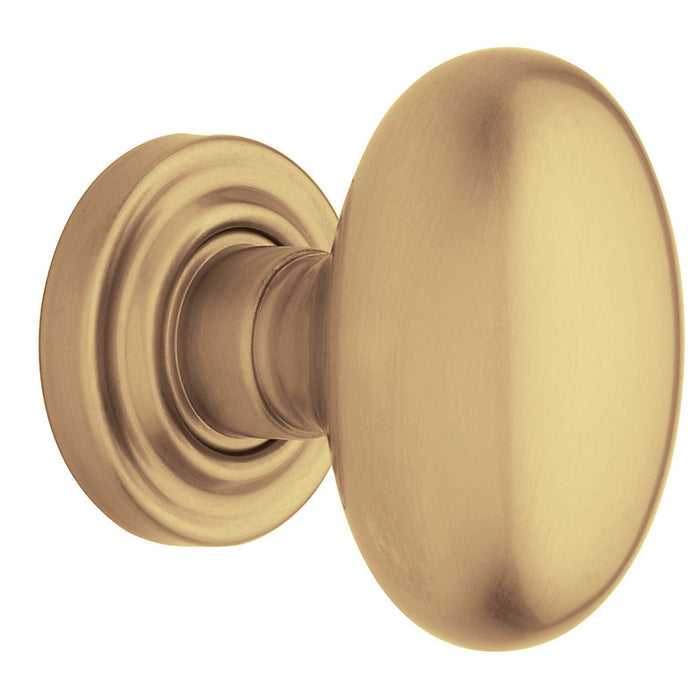 Baldwin 5025 Pair 5025 Knob Less Rose