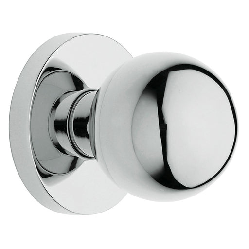Baldwin 5041 Dummy Pair 5041 Knob Less Rose