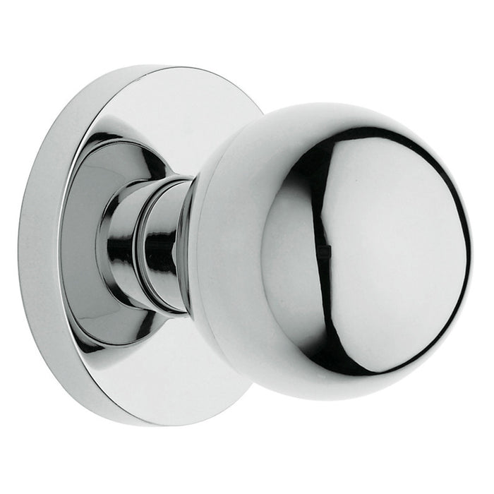 Baldwin 5041 Dummy Pair 5041 Knob Less Rose - Barzellock.com