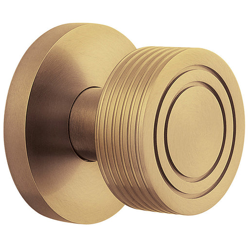 Baldwin 5045 Pair 5045 Knob Less Rose - Barzellock.com