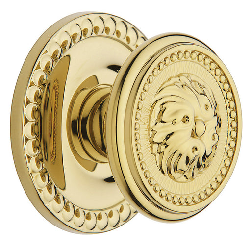 Baldwin 5050 Pair 5050 Knob Less Rose - Barzellock.com