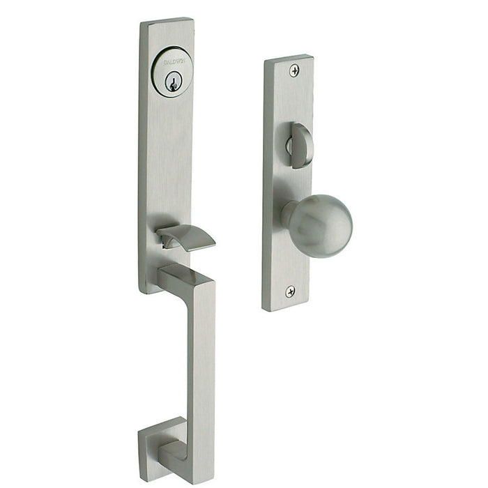 Baldwin 6562 New York Mortise Trim - Barzellock.com