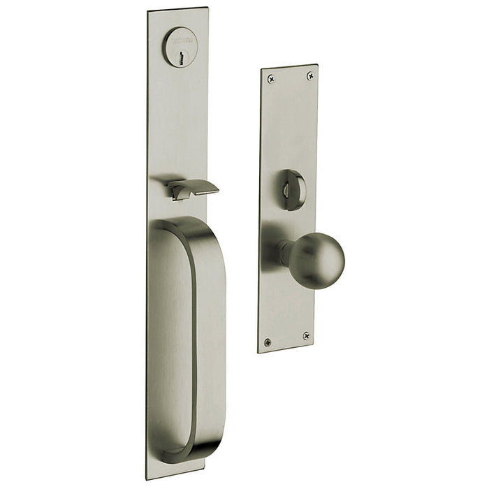 Baldwin 6563 Chicago Mortise Trim - Barzellock.com
