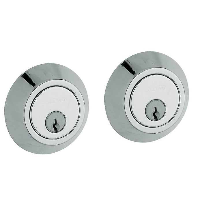 "Baldwin 8242 Contemporary 2-1/8"" Double Cylinder Deadbolt"