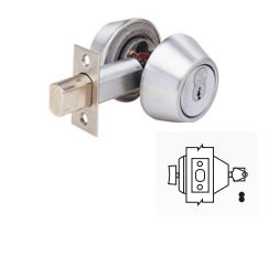 Arrow D61 Single Cylinder Deadbolt Lock - Barzellock.com