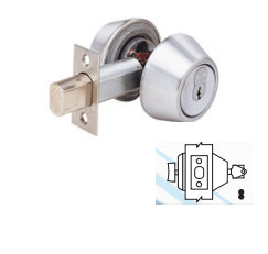 Arrow D64 Classroom Deadbolt Lock - Barzellock.com