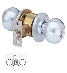 Arrow MK01 Passage Knob Lock - Barzellock.com