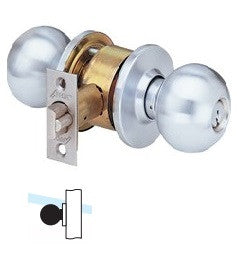 Arrow MK08 Single Dummy Knob Lock - Barzellock.com