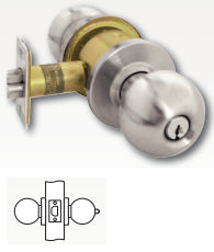 Arrow RK02 Privacy Grade 2 Knob Lock - Barzellock.com
