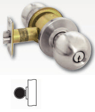 Arrow RK08 Half Dummy Trim Grade 2 Knob Lock