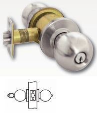 Arrow RK11 Entrance Grade 2 Knob Lock - Barzellock.com