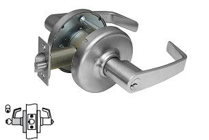 Corbin Russwin CL3351 Extra Heavy-Duty Commercial Entrance/Office Lever - Barzellock.com