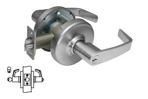 Corbin Russwin CL3551 Extra Heavy-Duty Commercial Entrance/Office Lever - Barzellock.com