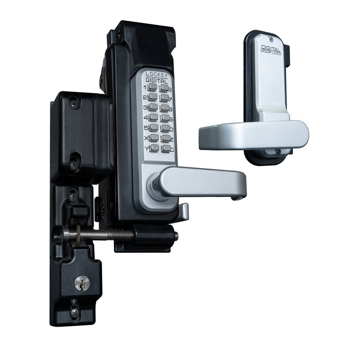 LockeyUSA SUMO™ GL2 Surface Mount Gate Lock
