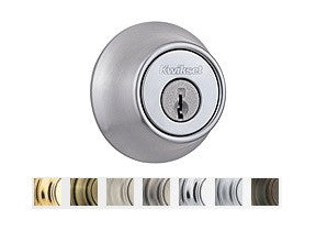 Kwikset 660 Single Cylinder Deadbolt