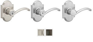 Kwikset Austin Lever Lock Passage, Privacy, Entrance & Dummy - Barzellock.com