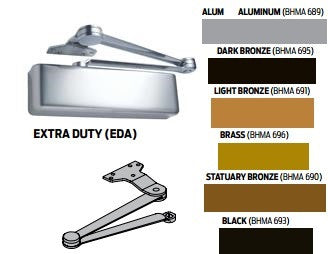 LCN 4040XP Extra Duty Arm Door Closer 4040XP Series