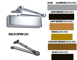 LCN 4040XP HW/PA Arm Door Closer 4040XP Series