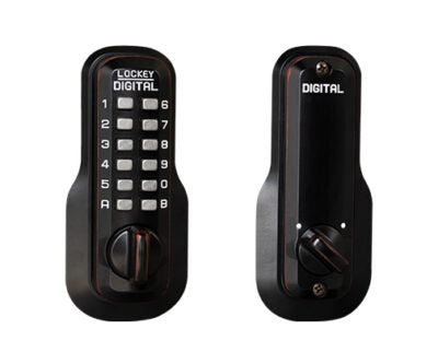 Lockey M210 EZ Deadbolt Shabbos Lock