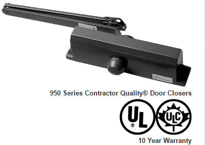S Parker 950 Door Closer - Barzellock.com