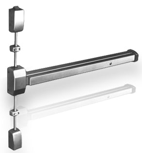 Sargent 2727 Surface Vertical Rod Exit Device With 12-Fire Option