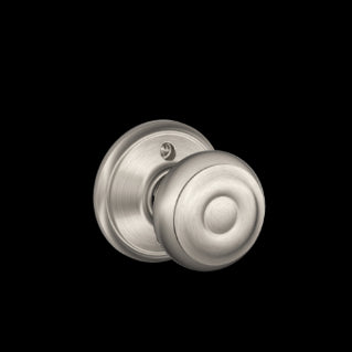 Schlage Georgian Knob Satin Nickel