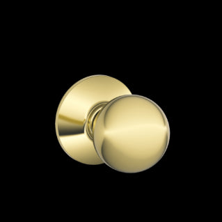 Schlage Orbit Knob F Series Passage, Privacy, Entrance, Dummy