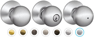 Schlage Orbit Knob