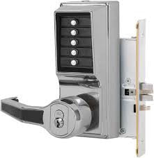 Simplex 8146 Combination Entry, Key Override, Passage, with Lockout .8000 Series