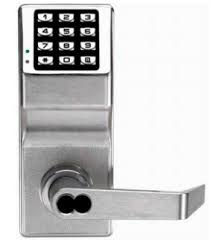 Alarm Lock 2700IC 26D Trilogy Pushbutton Lock - Barzellock.com