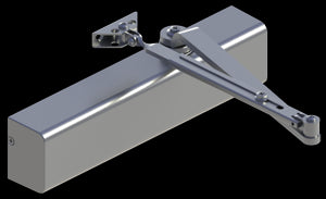 Hager Grade 1 Heavy Duty Door Closer 5200 Series - Barzellock.com