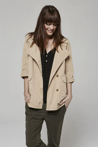 Stretch Twill - UTILITY JACKET